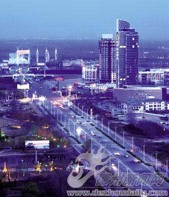 德州经济开发区_德州经济开发区